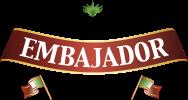 Mezcal de la Casa Embajador Logo